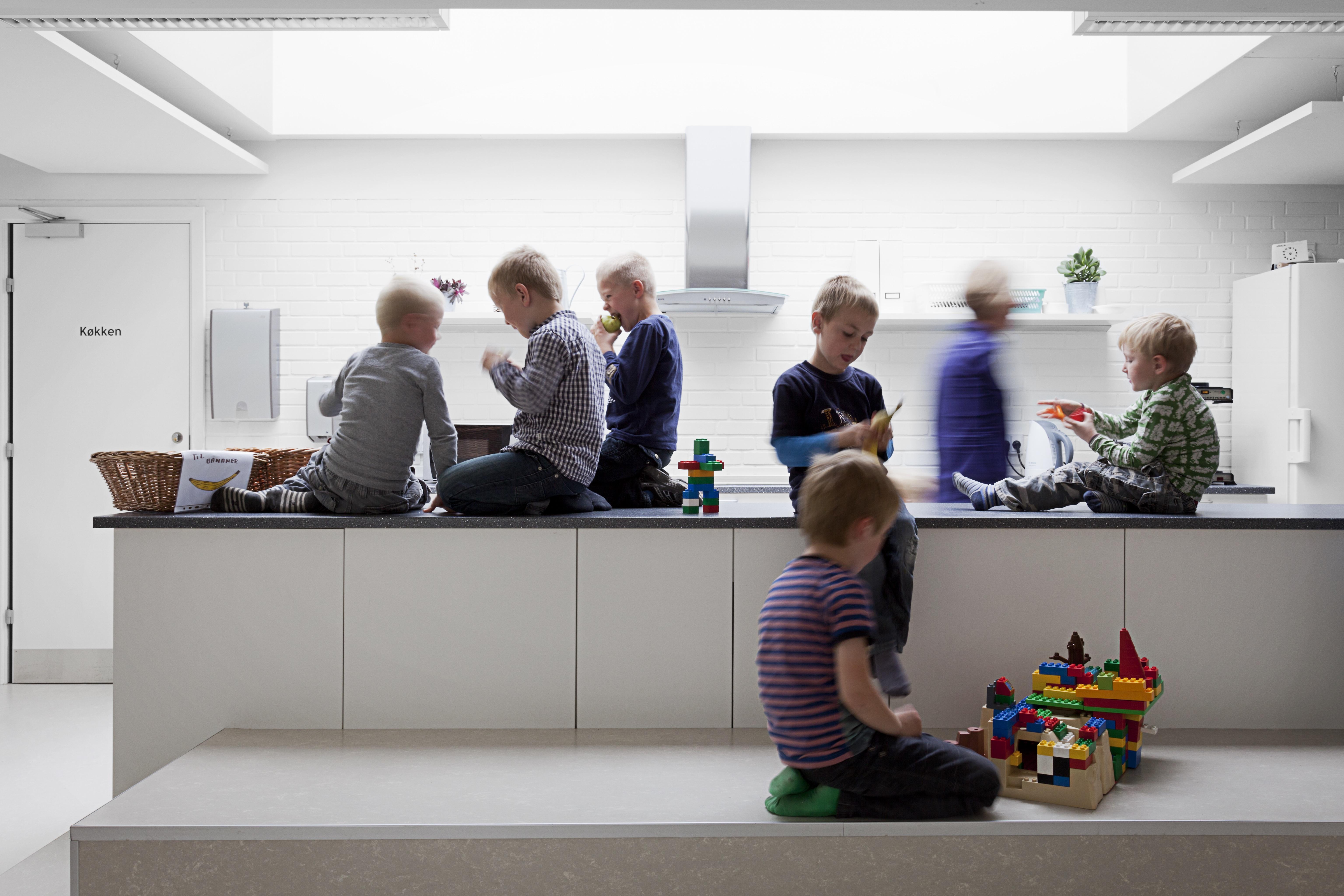 Stimulating children with school design and architecture
