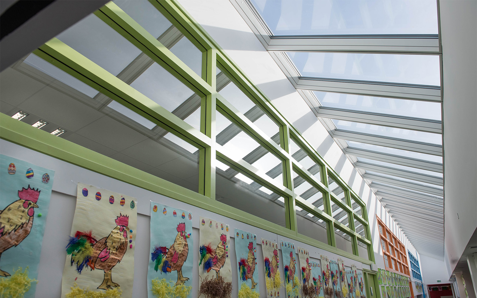 Architectural acoustics for an effective learning environment