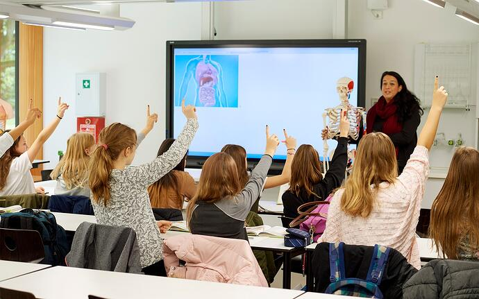 Thermal control in classrooms is key to an ideal learning environment
